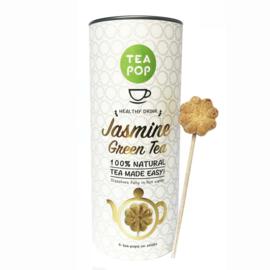 Jasmine Green Tea | Tea Pop