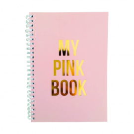 My Pink Book | Notebook - Studio Stationery