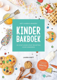 Laura's Bakery Kinderbakboek - Laura Kieft