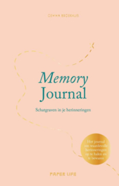 Memory Journal | Gemma Broekhuis