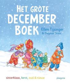 Het grote decemberboek - Els Tijsinger & Dagmar Stam