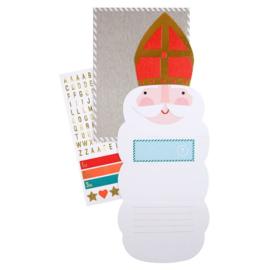 Sinterklaas verlanglijstje - Meri Meri