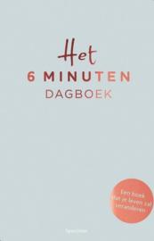Het 6 minuten dagboek - Dominik Spenst
