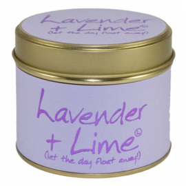 Lavender & Lime -  Lily Flame