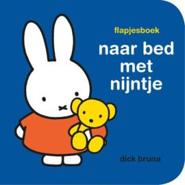 Naar bed met Nijntje | Flapjesboek - Dick Bruna