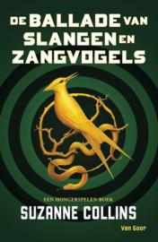 De balade van slangen en zangvogels | The Hunger Games Prequel - Suzanne Collins
