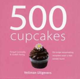 500 cupcakes - Fergal Connolly