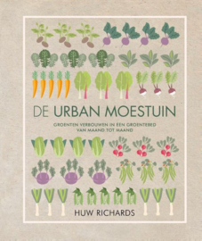 De urban moestuin - Huw Richards