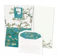 Vincent van Gogh | Almond Blossom briefpapier met enveloppen