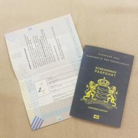 Schevenings Paspoort