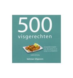 500 visgerechten - Judith Fertig