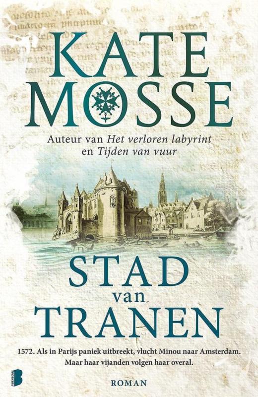 Stad van tranen | Tijden van vuur 2 - Kate Mosse