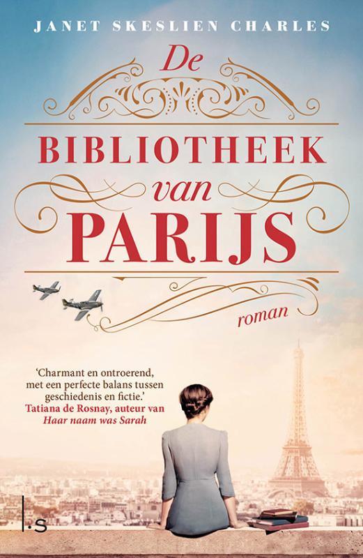 De bibliotheek van Parijs | Janet Skeslien-Charles