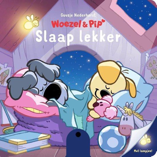 Slaap lekker | Woezel & Pip - Guusje Nederhorst