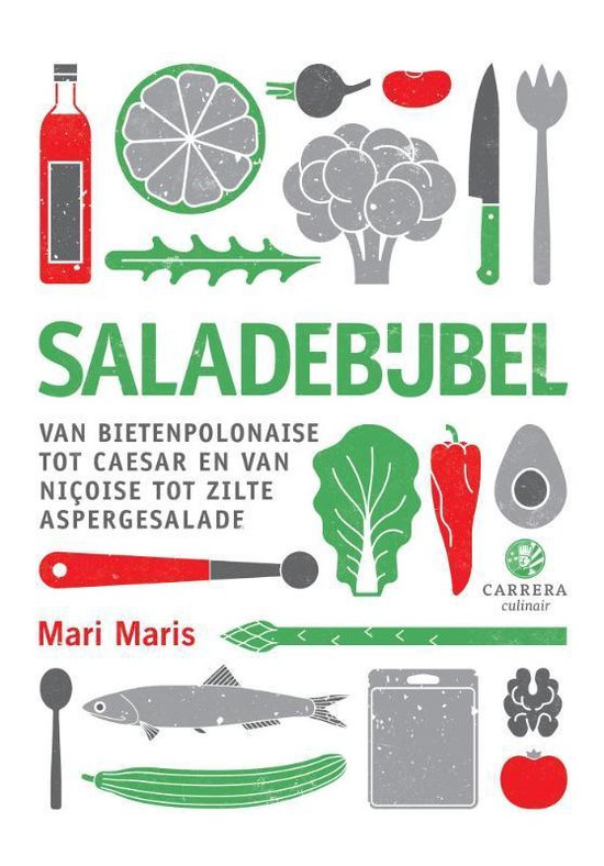 Saladebijbel - Mari Maris