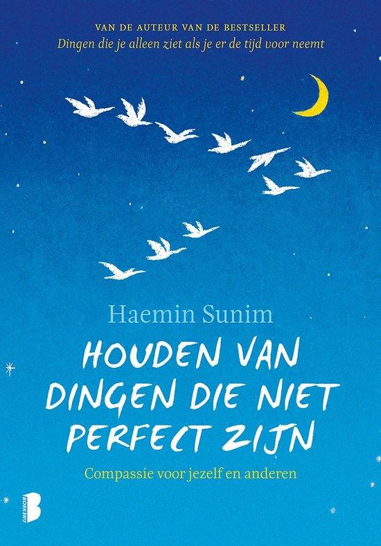 Houden van dingen die niet perfect zijn -  Haemin Sunim