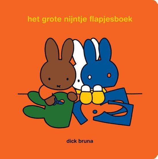 Het grote rijtje flapjesboek - Dick Bruna