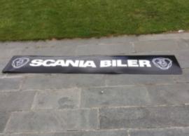 Spatlap lang Scania biler
