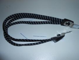 Trio snelbinder 24 zwart/wit