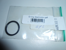 O ring startmotor gy6