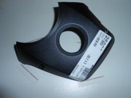 Gazelle cover voor middenmotor Impulse zwart