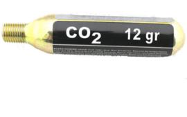 CO2 patroon 12gram (met draad)