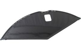 Jasbeschermer set linnen 28x1.1/2 Hesling zwart
