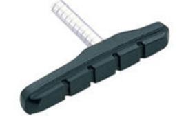 Remblokset V-Brake + Stift Edge