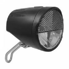 Koplamp LED incl montagebeugel. Incl. batterijen