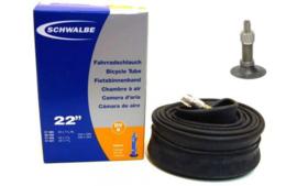 Binnenband Schwalbe 22 inch. DV ventiel