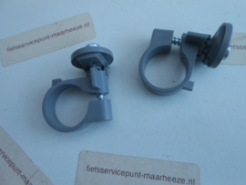 Jasbeschermer  bevestiging clip. o.a. Sparta i-on  p/stuk