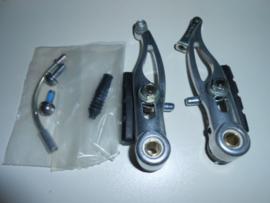 Saccon V-Brake rem compleet  te gebruiken voor: Voor of Achter.