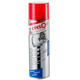 Cyclon Instant polish wax spray 500ml