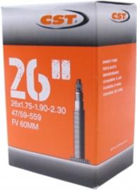 CST Binnenband 26x1.75-1.90-2.30 SV 60mm