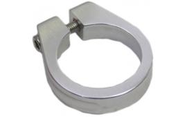 Zadelklem met inbusbout 34.9 mm zilver