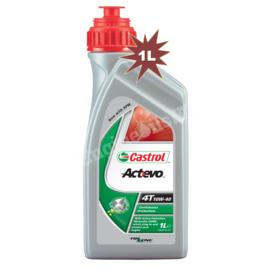 Castrol Actevo olie 4T 10w-40  1 liter