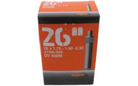 Binnenband CST DV40mm - 26 x 1.50-2.50