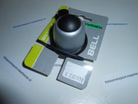 Fietsbel Widek DeciBel XXL - zilver