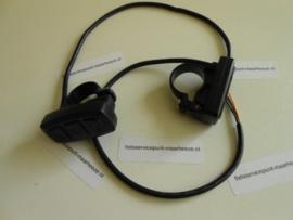 Knoppenmodule LCD03 Display