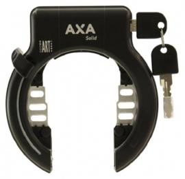 Ringslot AXA Solid zwart