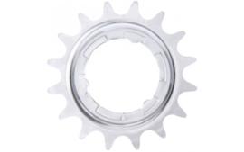 Tandwiel Shimano interne naaf 19T zilver