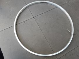 Velg Rodi Parallex 28 inch. 622-21c Alu 36gaats 14 zilver