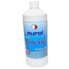 Koelvloeistof Eurol 1 liter  -26 Cel.