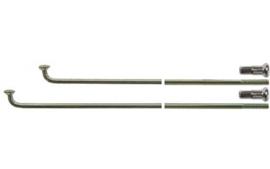 Spaak 14-285 zink, excl. nippel