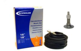"Binnenband Schwalbe DV4 16-18"" / 28/37-340/355 - 32mm ventiel"