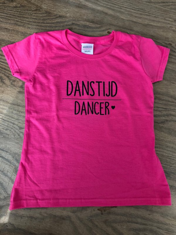 DANSTIJD T-SHIRT