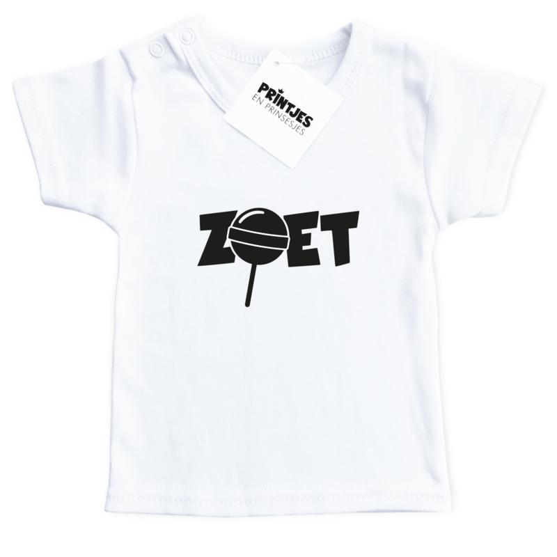 T-shirt | Zoet