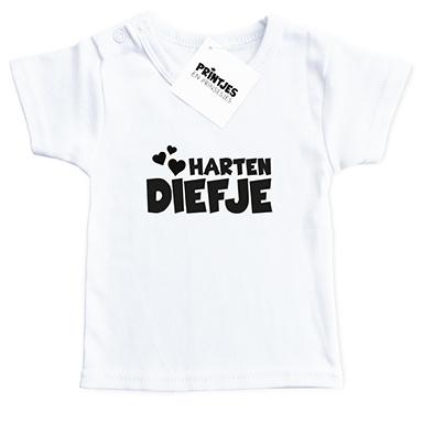T-shirt | Hartendiefje
