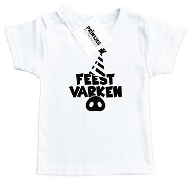 T-shirt   Feestvarken