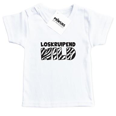 T-shirt | Loskruipend Wild